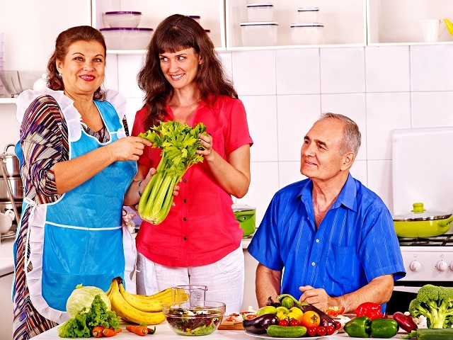 Home Health Care for Nutrition Therapy in and near Naples Park Florida