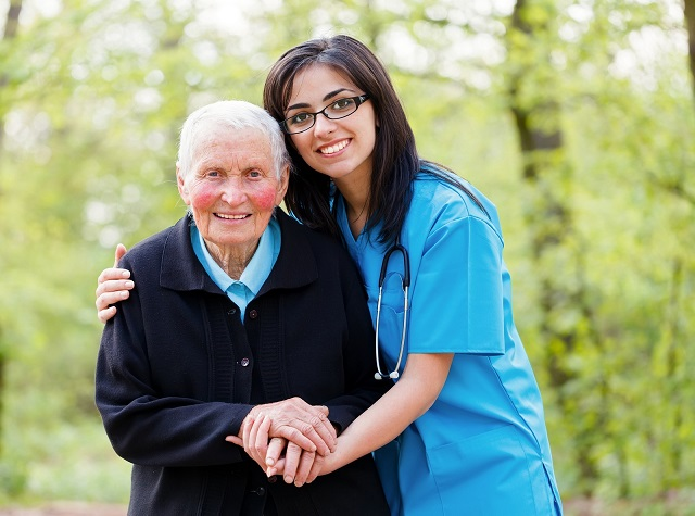 Home Health Care for Seniors in and near Naples Park Florida