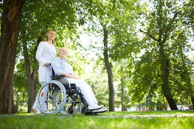 Home Health Care for Paraplegics in and near North Naples Florida