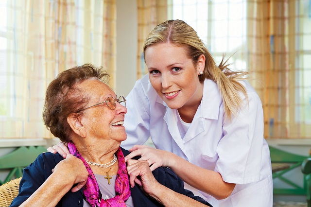 Home Health Care for the Elderly in and near North Naples Florida