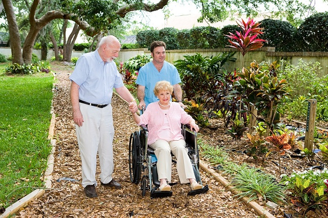 Private Duty Home Health Care in and near North Naples Florida