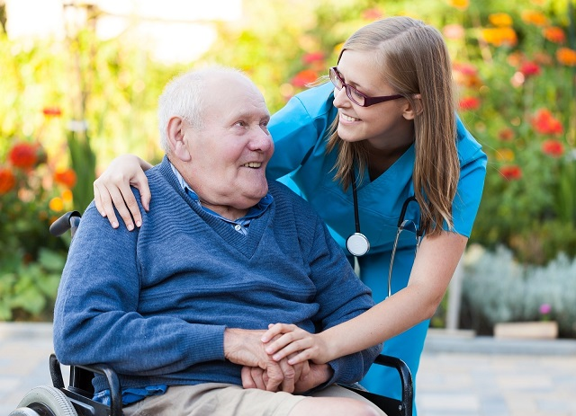 Short Term Home Health Care in and near North Naples Florida