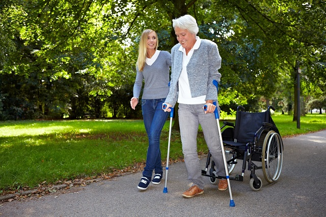 Home Health Care for Physical Activity in and near South Naples Florida